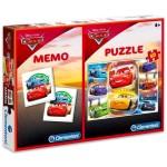 Clementoni: Verdák III 60 darabos puzzle és memóriajáték