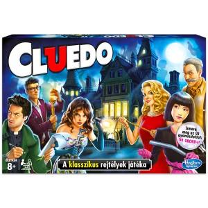 Cluedo - A Klasszikus rejtélyek játéka - jatekker.hu játék webáruház