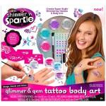 Cra-Z-Art Szuper Divat csillám tetováló készlet