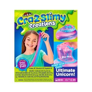 Cra-Z-Slimy: Unikornis slime készítő szett