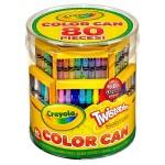 Crayola 80 db-os rajzkészlet