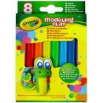 Crayola Gyurma klasszikus színek - 8 db