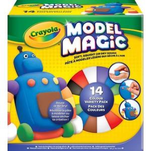 Crayola Gyurmavarázs Színvariációk készlet