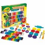 Crayola óriás gyurmakészlet - 74 db-os