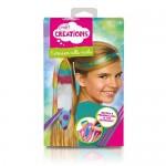 Crayola színezhető hajtincsek