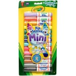 Crayola mini lemosható vastag filctoll 14db