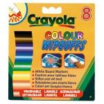 Crayola táblafilc 8 darabos