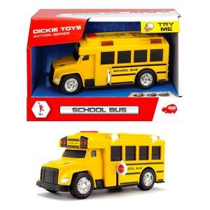 Dickie: iskolabusz - 15 cm