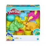 Play-Doh Dínó eszközök gyurma készlet