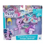 Én kicsi pónim: A film - Twilight Sparkle figura sellő ruhában