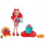 Enchantimals Cameo Crab, Chela és Courtney