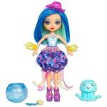 EnchanTimals: Jessa Jellyfish baba és kicsi medúzája