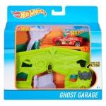 Hot Wheels: szétnyitható szellem garázs pálya