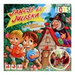 Jancsi és Juliska a torkoskodó társasjáték