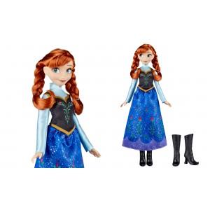 Disney Hercegnők Jégvarázs Anna divatbaba