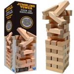 Jumbling Tower fa Jenga ügyességi játék