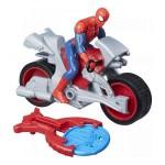 Pókember korongkilövős figura -  Pókember