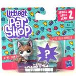 Littlest Pet Shop mini róka+meglepetés - Hasbro
