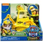 Mancs őrjárat: dzsungel mentők - Rubble és buldózere játékkészlet
