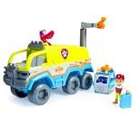 Mancs őrjárat: Dzsungel mentők - terepjáró autó játékszett