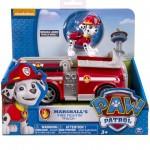 Mancs őrjárat Marshall és tűzoltó járgánya