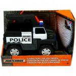 Matchbox Elemlámpák - Rendőrségi teherautó