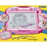 Óriás rajztábla Megasketcher - rózsaszín