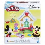 Play Doh Mickey egér házikója gyurmaszett