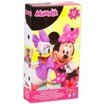 Minnie egér habszivacs puzzle 12 db-os - Spinmaster
