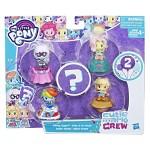 My Little Pony: Szépségjegy Party Performers szett 2. - Hasbro