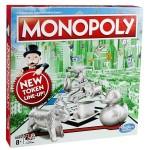 Monopoly Classic társasjáték - új bábusorozat