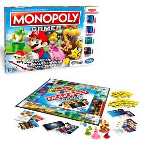 Monopoly Gamer társasjáték - jatekker.hu játék webáruház