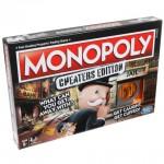 Monopoly Szélhámosok Társasjáték - magyar nyelvű kiadás - Hasbro, E1871