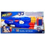 Nerf N-Strike Elite: Dual-Strike szivacslövő puska