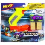 Nerf Nitro - Throttleshot Blitz autókilövő, több színben