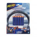 Nerf Elite szemüveg - Vision Gear 5 db tölténnyel