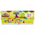 Play Doh 6+6 mega pack gyurmakészlet
