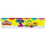 Play-Doh: 6 darabos gyurma csomag