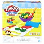 Play-Doh Formázó és szeletelő készlet