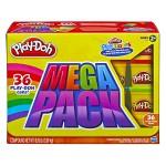 Play-Doh: Mega Pack gyurmakészlet - 36 darabos