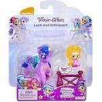 Shimmer és Shine: Leah és Zahracorn póni szett – Mattel