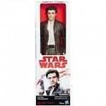 Star Wars Az utolsó Jedik Hero Series Captain Poe Dameron figura