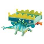 T-Rex expressz Morris vasúti kocsival