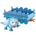 T-Rex expressz Tank vasúti kocsival