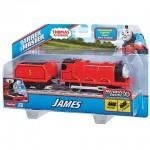 TM James motorizált kisvonat