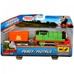 TM Percy motorizált kisvonat