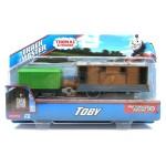 TM Toby motorizált kisvonat
