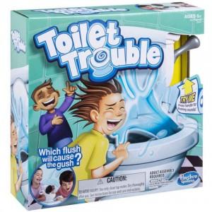 Toilet Trouble társasjáték - Hasbro - jatekker.hu játék webáruház