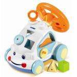 Tomy - Aktivity autó