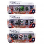 Transformers 5 db-os csomag